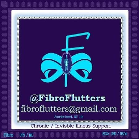 FIBROfLUTTERS LOGO ON WHITE PHOTOTASTIC