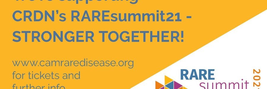Rare Summit 2021 CRDN