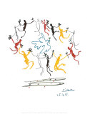 The Dance of Youth Art Print Honesty