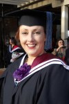 With the help of my family, drugs and counselling (& some photo-shopping for wrinkles) - graduation!