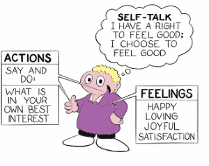 How to Begin Handling Your Self Talk and Feel Great
