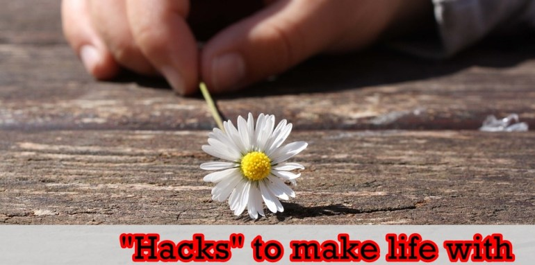 """Hacks"" to make life with fibromyalgia easier"