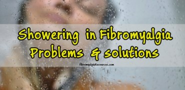 Showering Problems in Fibromyalgia