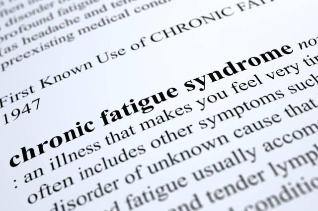 Symptome des chronischen Müdigkeitssyndroms