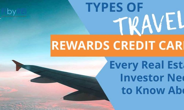 Types of Rewards Credit Cards that Every Real Estate Investor Should Know About