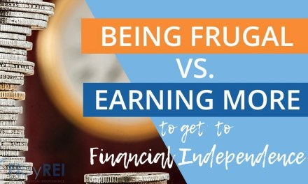 Being Frugal vs Earning More, What Should I do?