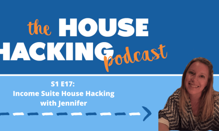 Income Suite House Hacking with Jennifer