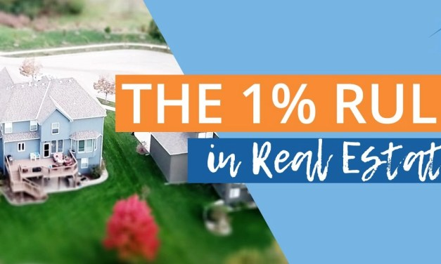 What is the 1% Rule in Real Estate