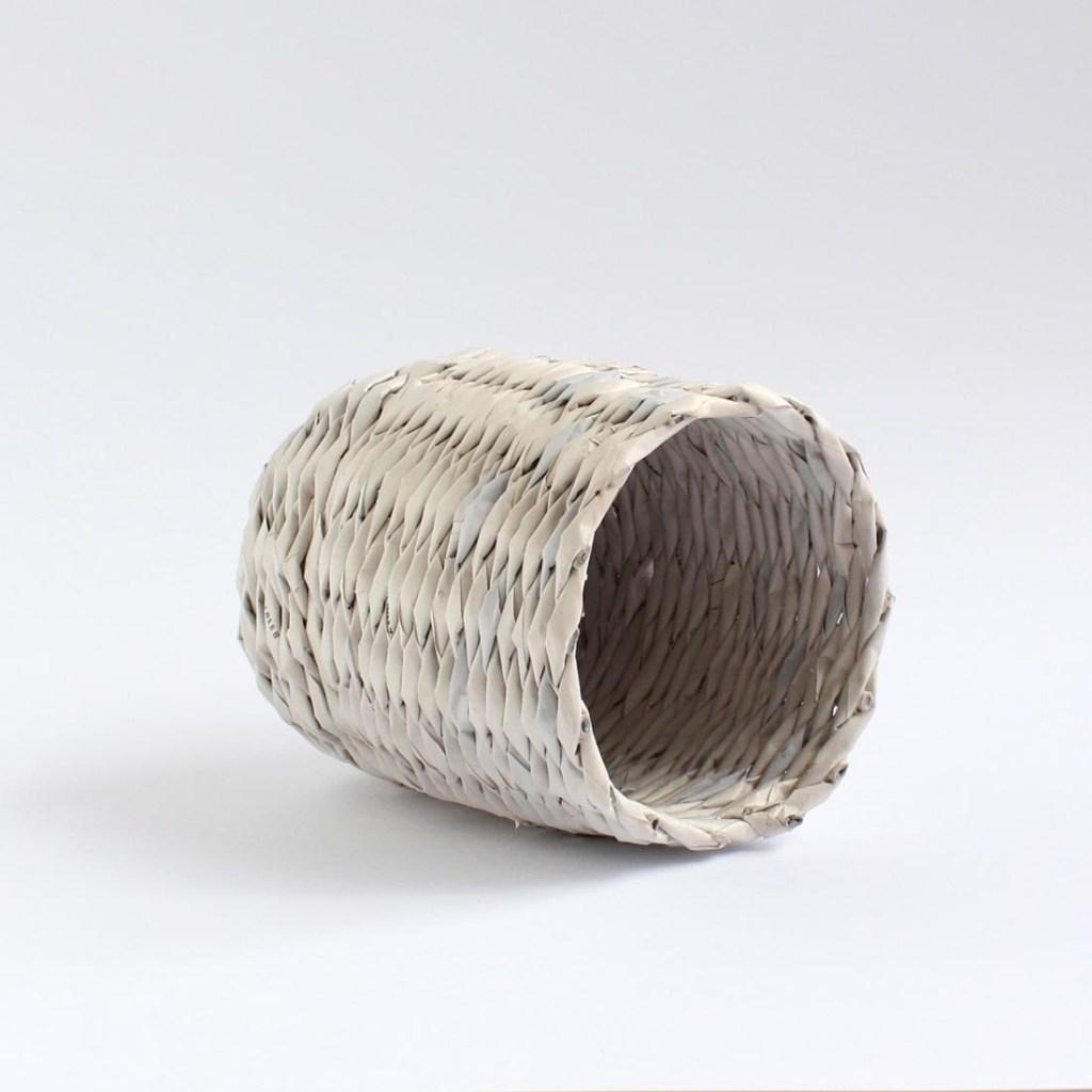 cestaria papel
