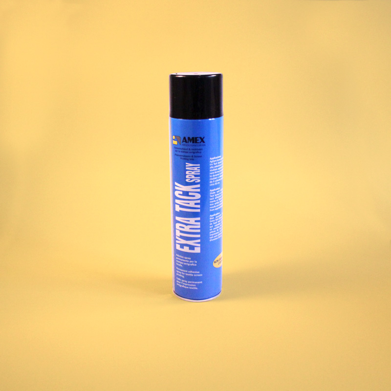 Spray adesivo para serigrafia