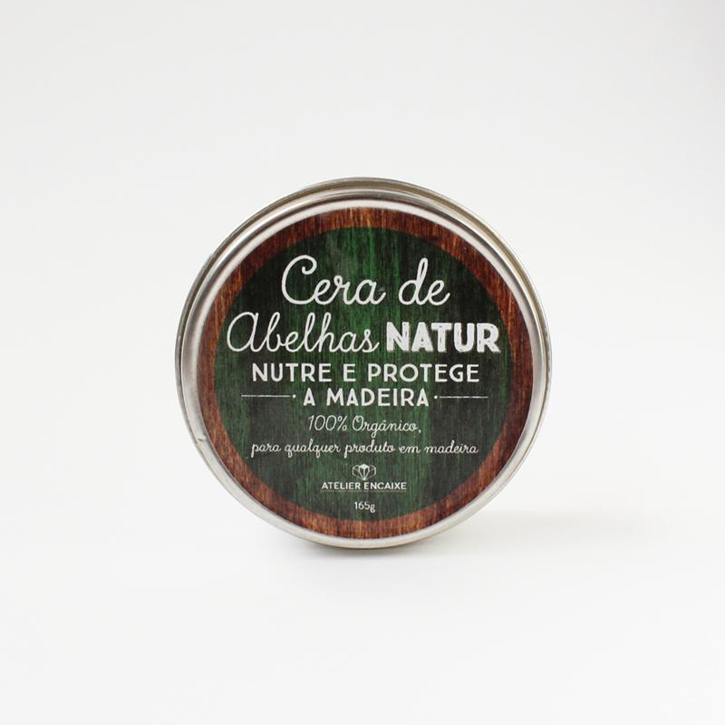 Cera de Abelhas 100% Natural