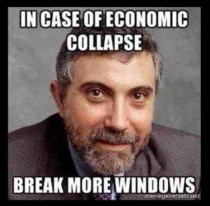 libros de economía recomendados por paul krugman