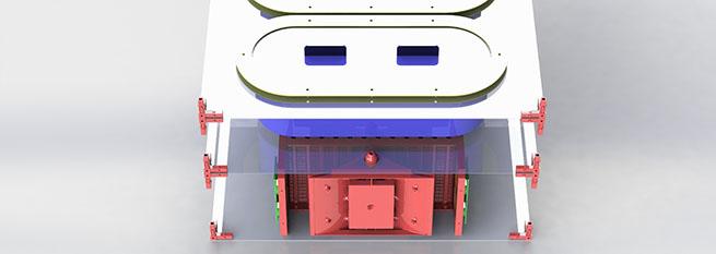 Sistema de secado Air Management System FICEP S3
