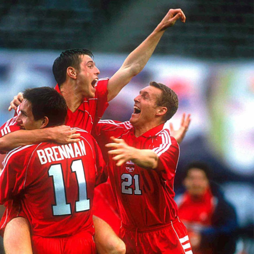 Canada: CONCACAF Gold Cup 2000