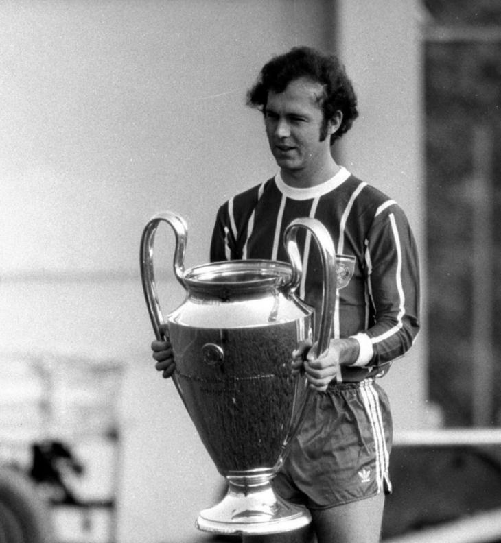 Franz Beckenbauer Copa Europa