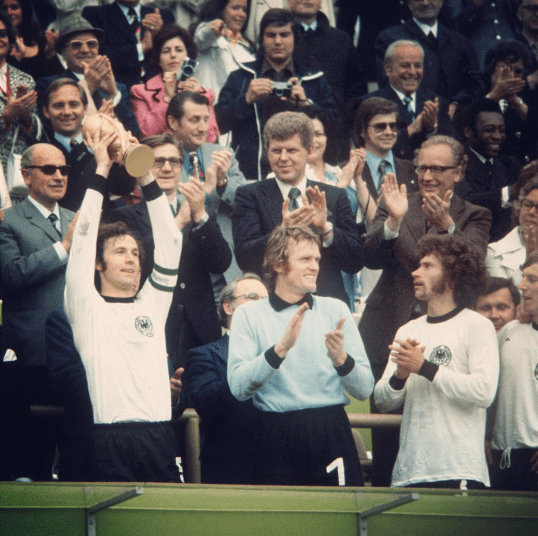 Franz Beckenbauer Copa Mundial