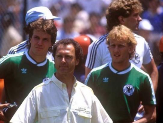 Franz Beckenbauer Entrenador