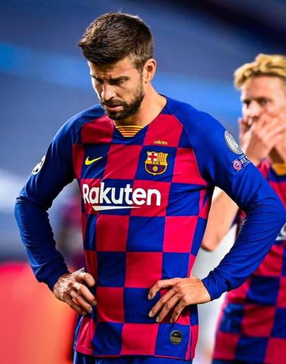 Barcelona Decepciones: Temporada 2019-2020