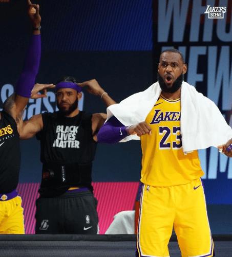 Lakers NBA Playoffs: 10/09/20