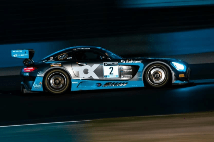 Toksport GT World Challenge Europe: Magny-Cours
