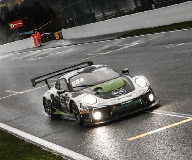 Dinamic Motorsport 24h Spa-Francorchamps 2020