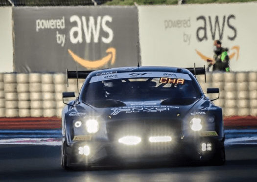 CMR GT World Challenge: Circuit Paul Ricard 1000km