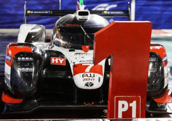 Toyota Gazoo Racing 8 Horas de Baréin 2020
