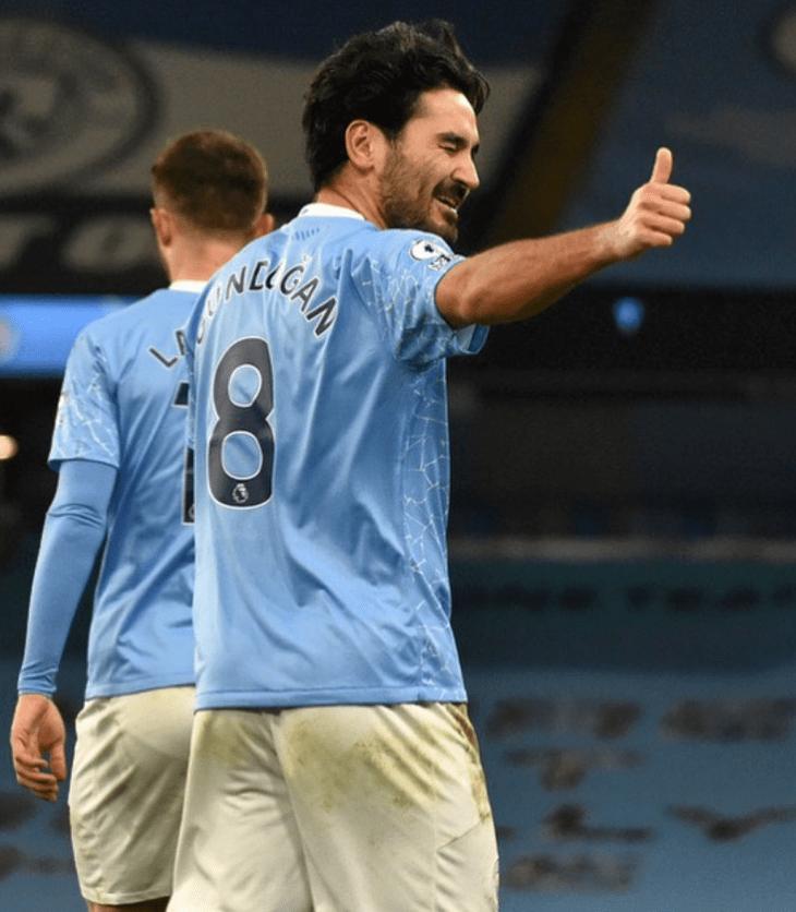 Manchester City Premier League 2020-2021: Jornada 24