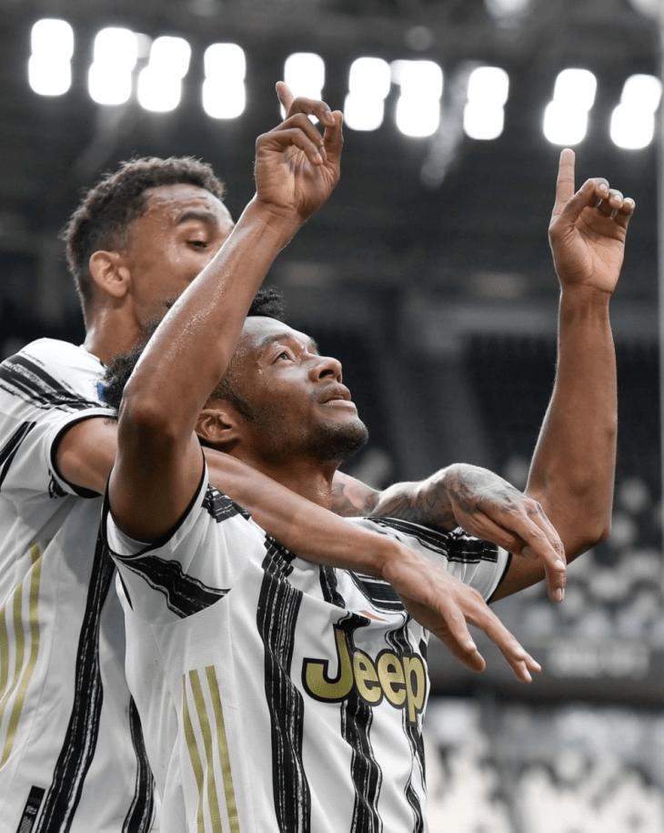 Juventus Serie A TIM 2020-2021: Jornada 37