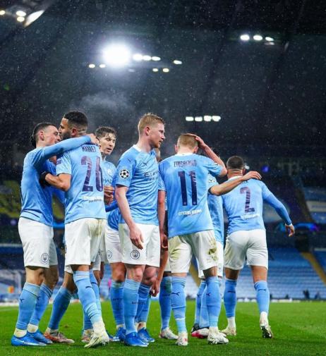 Manchester City UEFA Champions League: Semifinal (Vuelta)