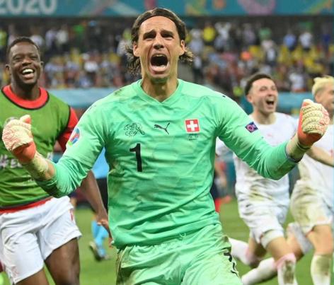 Suiza Eurocopa 2020: Octavos de Final