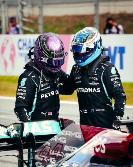 Mercedes Gran Premio de Estiria 2021