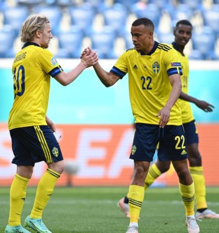 Suecia Eurocopa 2020: Día 8
