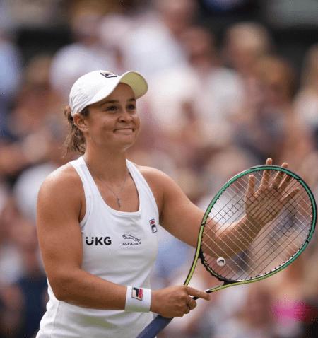 Barty Wimbledon 2021: Semifinales (WTA)
