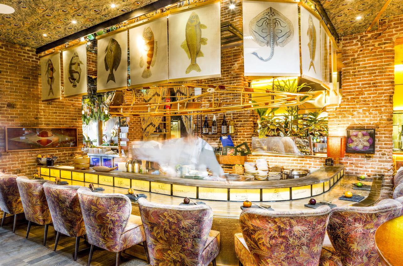 Restaurante Amazonico En Madrid