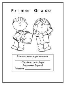 cuaderno de lenguaje 1 grado de primaria