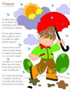 poema del invierno para infantil