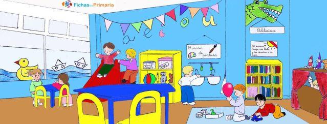 Fichas de trazos para niños de 3 a 5 años