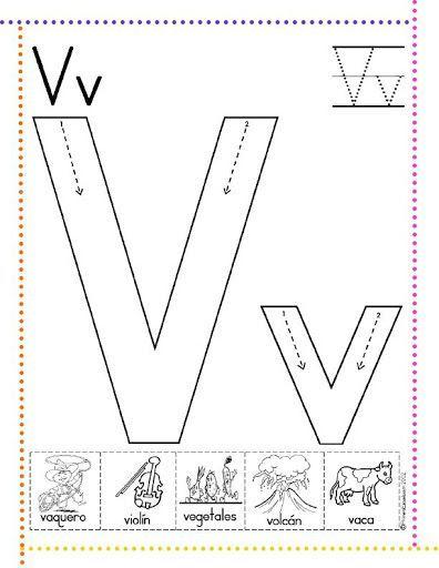 Caligrafía letras, r, s, t, u, v, w, x, y, z - Fichas de ...