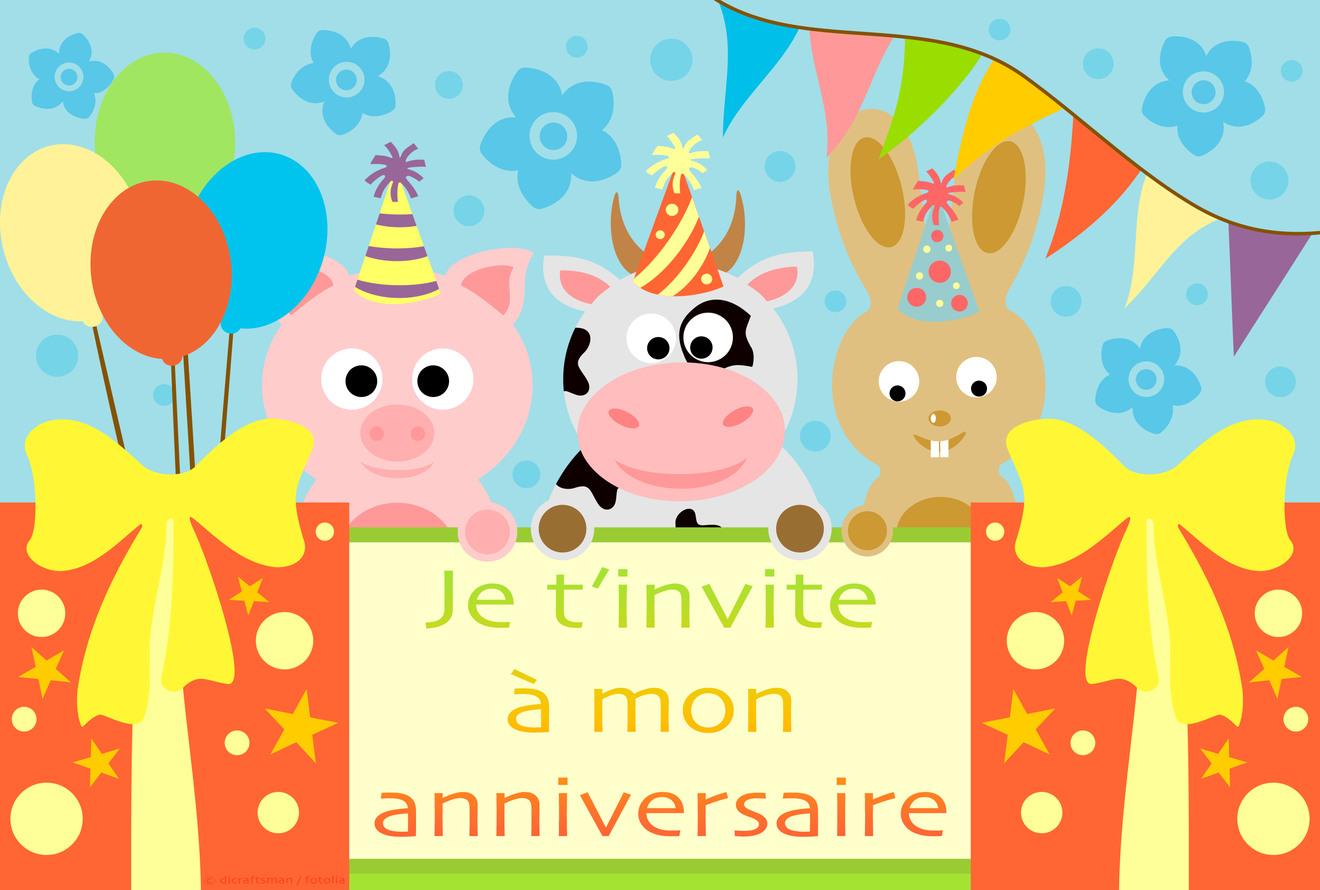 carte invitation anniversaire virtuelle personnalisee anja
