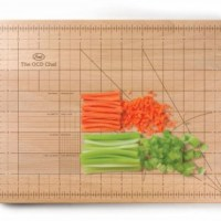 a perfectly-measured cutting board
