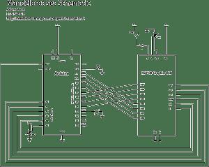 Mandelbrot Set Viewer Schematic