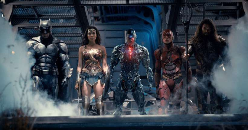 Justice League Official Trailer One