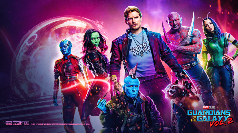 """Guardians of the Galaxy Vol. 2"" Hooked on the Feelings"