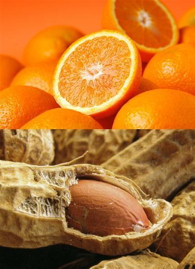 Oranges and Peanuts
