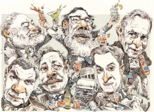 illustration by John Cuneo for the New York Times