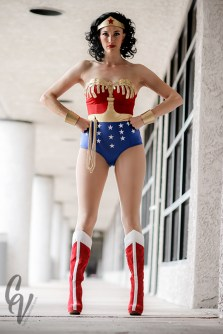 Wonder Woman // Model: Sarah Diane
