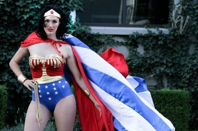 Wonder Woman // Model: Sarah Diane