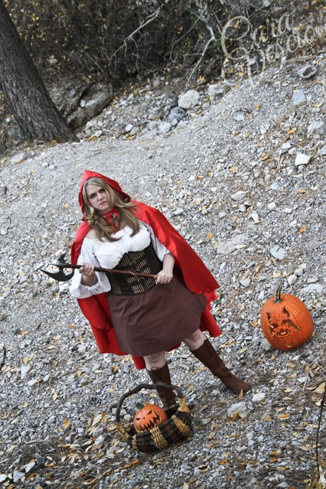 Little Red Riding Hood // Jennifer Smith