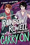 """Everything is a story"" -Review of Carry On by Rainbow Rowell"